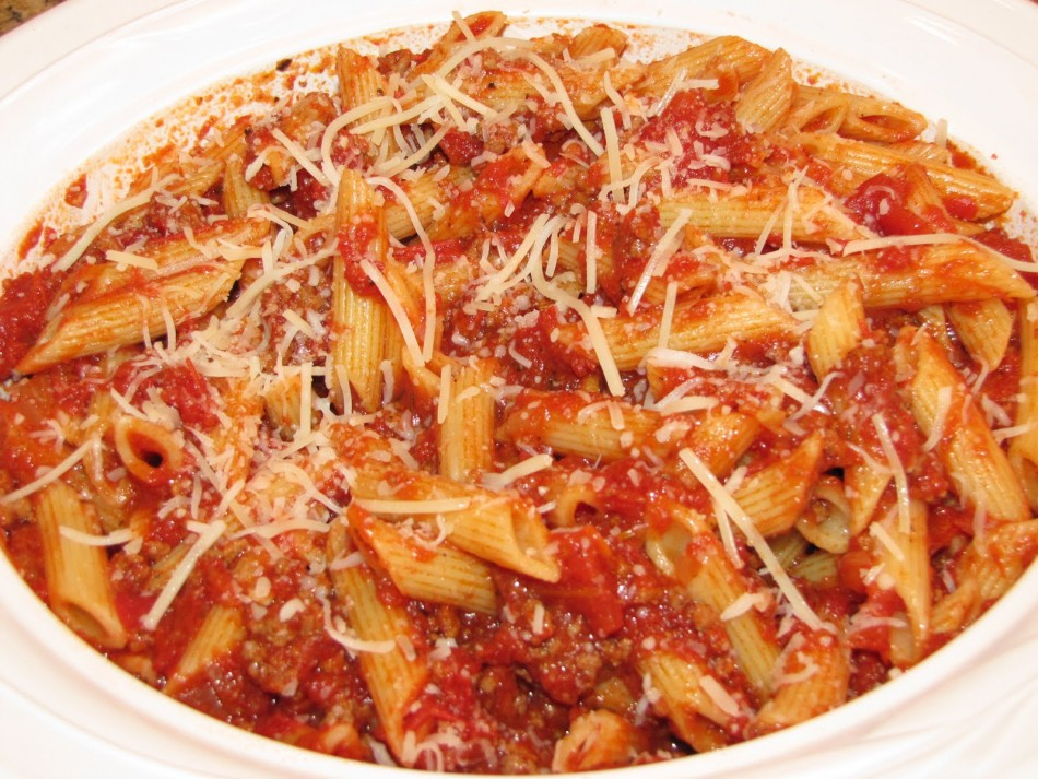 Simple Unhealthy Cheesey Pasta – How2GetFat