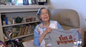 104 year old woman drink 3 dr peppers every day